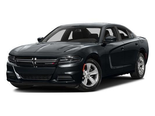 2016 Dodge Charger Se In Marshall Mo Chrysler Jeep Llc