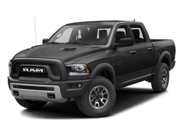 2016 RAM 1500 Rebel in Marshall, MO | RAM 1500 | Marshall Chrysler ...