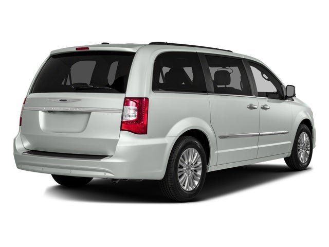 2016 Chrysler Town Country Touring L In Marshall Mo Jeep
