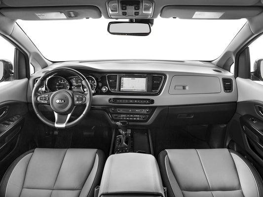 2016 Kia Sedona Sxl In Marshall Mo Chrysler Jeep Dodge Llc