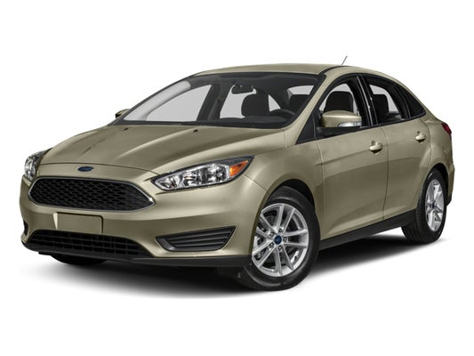 2017 Ford Focus Sel In Marshall Mo Chrysler Jeep Dodge Llc