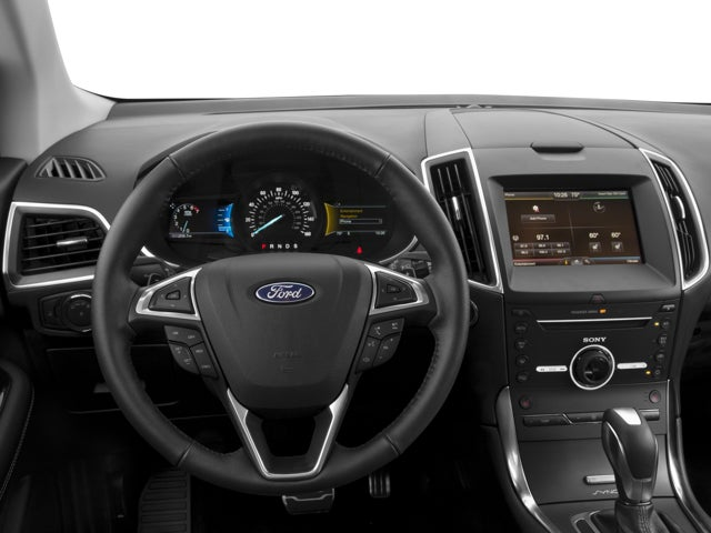 Ford Edge Sport In Marshall Mo Marshall Chrysler Jeep Dodge Llc