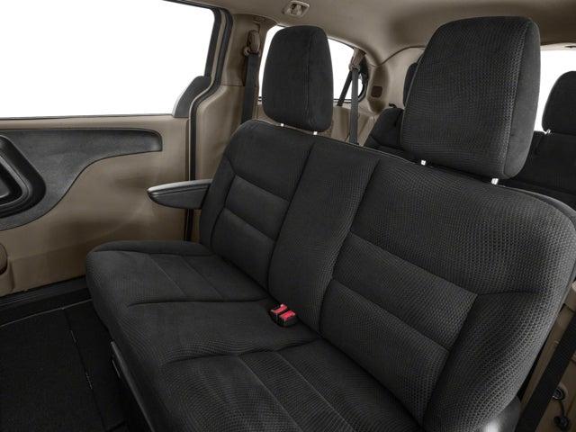2018 Dodge Grand Caravan Sxt In Marshall Mo Chrysler Jeep Llc